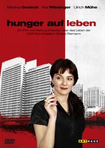 """Martina Gedeck als Brigitte Reimann in """"Hunger auf Leben"""" (2004)."""