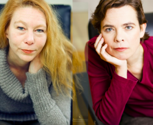 Lesen aus dem Briefwechsel: Rike Eckermann und Claudia Maria Franck