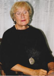 Prof. Dr. Eva Kaufmann (Foto: Bernd Lasdin)